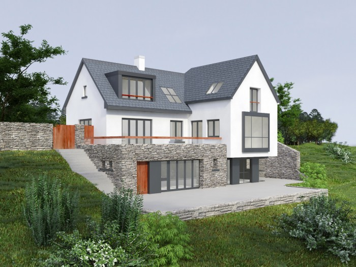 Housing collins brennan and assosiates for House plans ireland