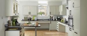 kitchen design for wheelchair user